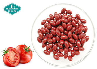 Food Grade Tomato Extract Supplement Lycopene 10mg Softgels Supports Vascular Health
