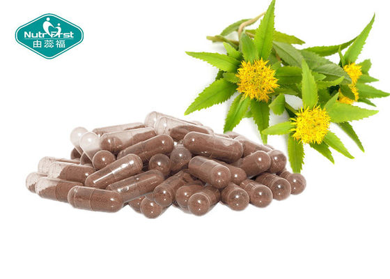 Rhodiola Rosea Herbal Supplements Vegetarian Herbal Extracts Help Reduce Fatigue