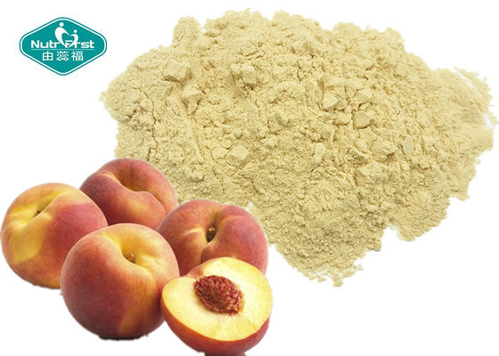 Natural Healthy Fruit And Vegetable Powder Freeze Dried Yellow Peach Powder