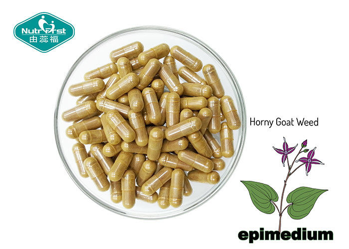 Healthy Safety Men's Health Supplements Goat Weed Epimedium Extract For Energy And Vitality