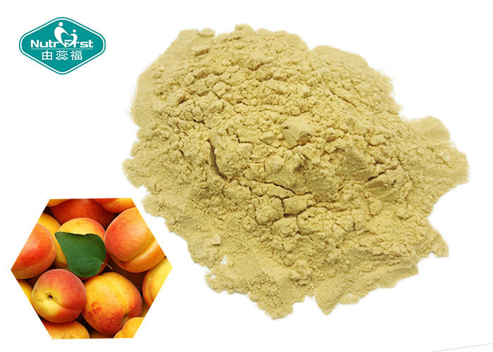 100% Natural Freeze Dried Apricot Fruit And Vegetable Powder Vitamin A / B17 Supplements