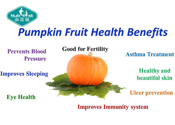 Organic Pumpkin Dried Fruit And Vegetable Powder Multiple Vitamins For Improving Sleep Quality