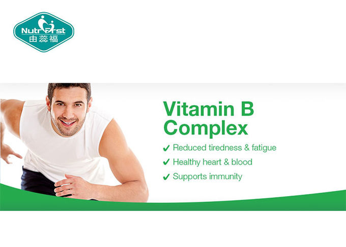 Anti - Fatigue Vitamin B Complex Supplements Micro Pellets For Immune System