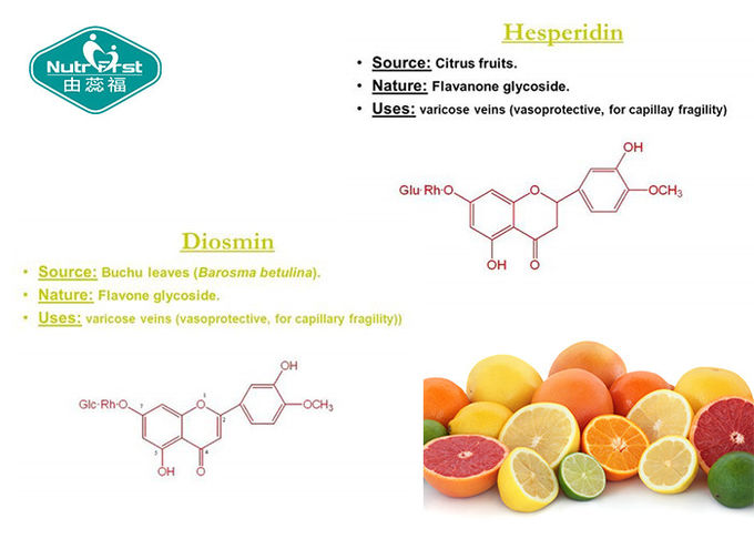 Strongest Antioxidant Dietary Supplement , Organic Diosmin Hesperidin Supplement